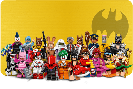 The LEGO Batman Movie series 1